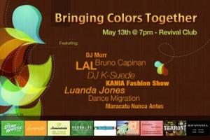 Bringing Colors Together