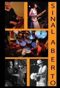Sinal Aberto at Lula Lounge