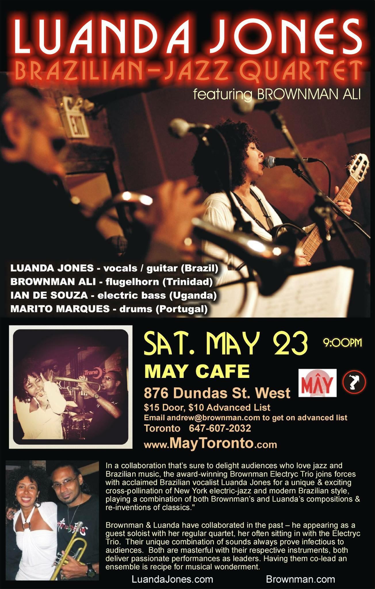 May 23 | 9pm | $15