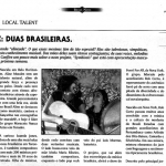 Brazil News/ Symbioses