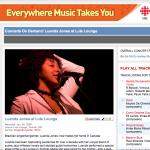 Concerts On Demand (CBC Radio 2)