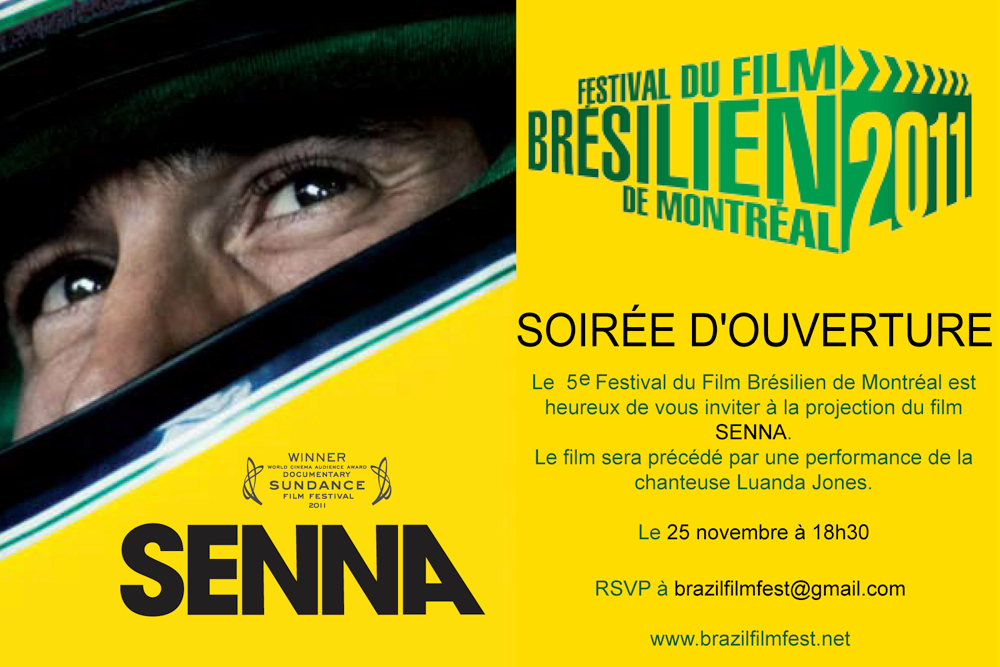 5ième Festival du Film Brésilien de Montréal (FFBM)