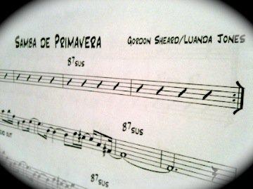 Samba de Primavera (Gordon Sheard and Luanda Jones)