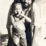 My dad (Luis Moreno)