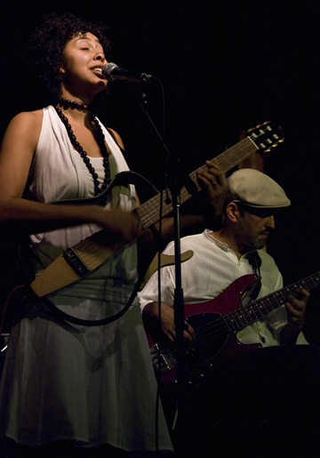 By Kevin Jones | Lula Lounge 2008