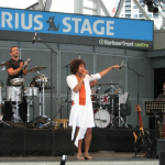 Sinal Aberto at Harbourfront (pic by Dave Burke)