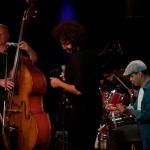 Sinal Aberto @ World Jazz for Haiti. Pic by Lisa Silverman