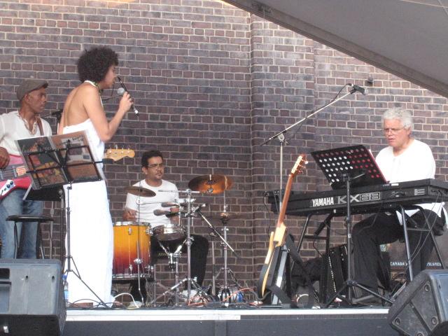 Ian De Souza,Maninho and Gordon Sheard
