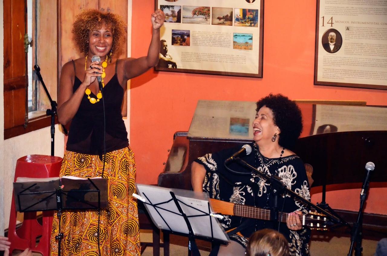 Irinéa Maria Ribeiro CD release and Birthday