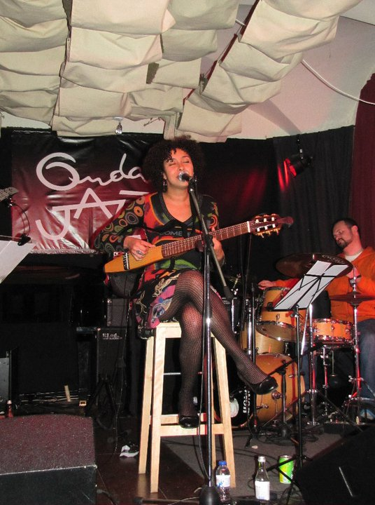 Show at Ondajazz, Lisboa 2011