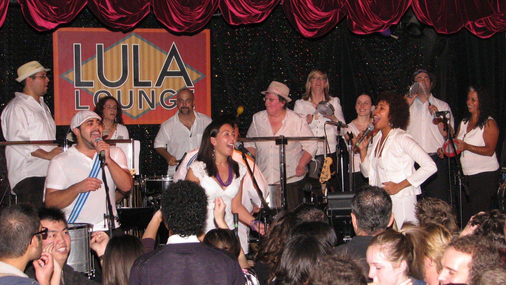 Samba Squad @ Lula Lounge