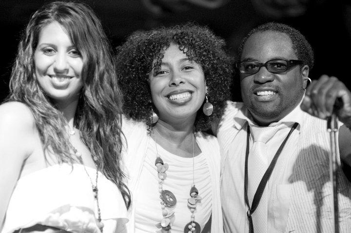 Samba Squad @ Lula Lounge(Dia, Lester and Luanda )
