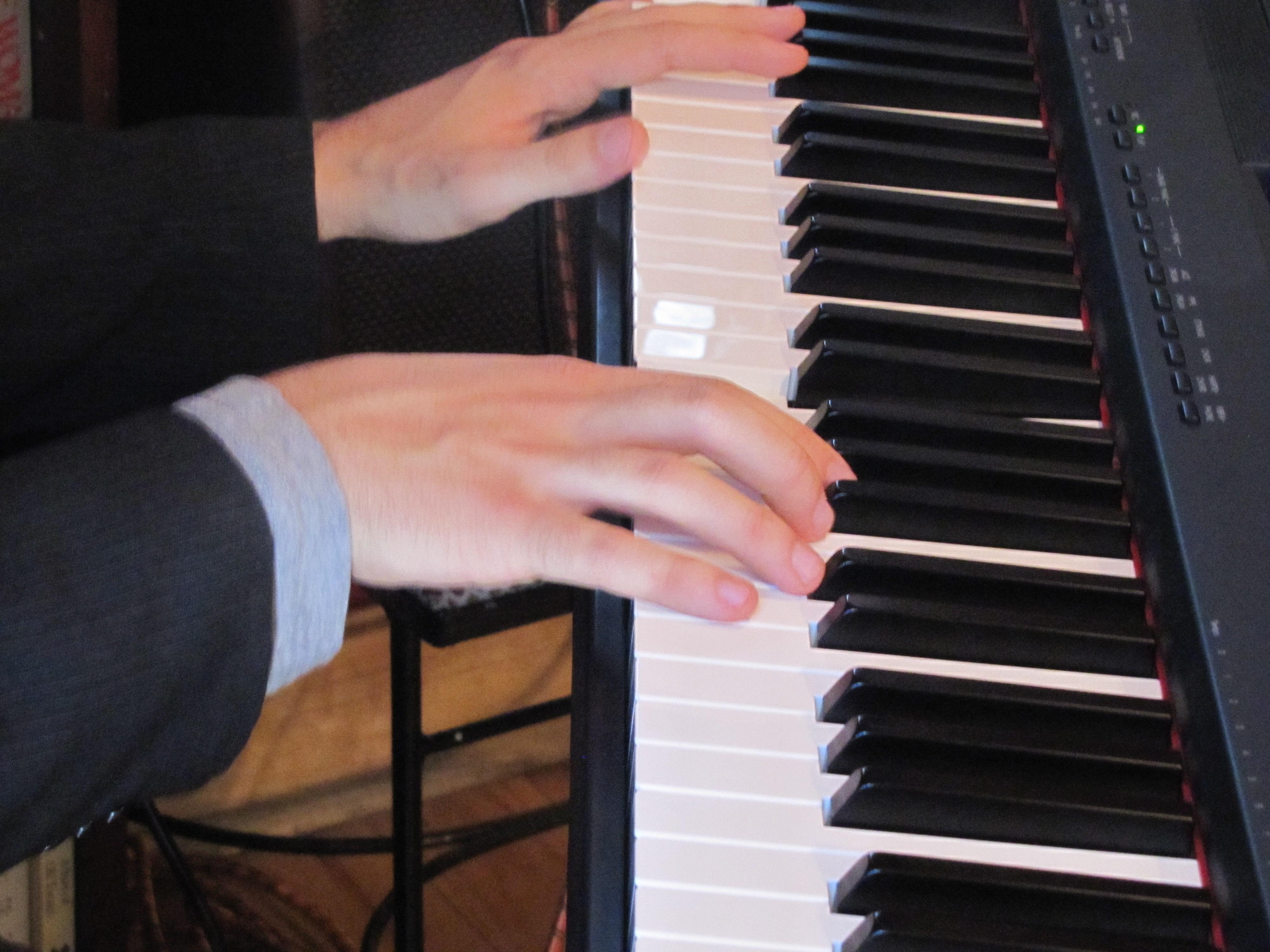 Thiago Souza- Piano