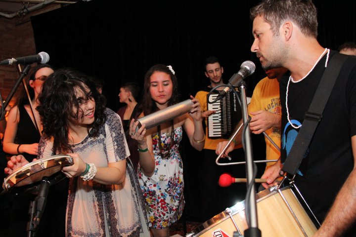 Maria Bonita and The Band @ The First Annual Uma Nota Festival: 3 Days of