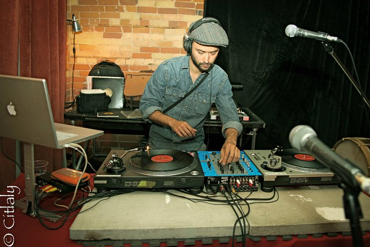 DJ General Eclectic @ The First Annual Uma Nota Festival: 3 Days of Tropical Urban Expression (Nov 18th)