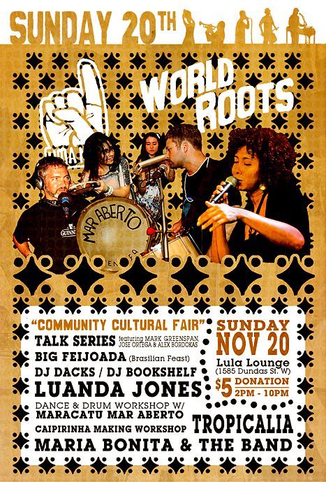 @ The First Annual Uma Nota Festival: 3 Days of Tropical Urban Expression (Nov 20th)